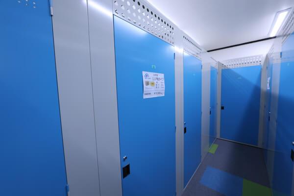 屋内型トランクルームなら札幌プラスルーム