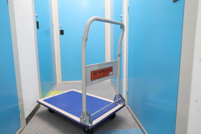 プラスルームは低価格&高品質トランクルーム