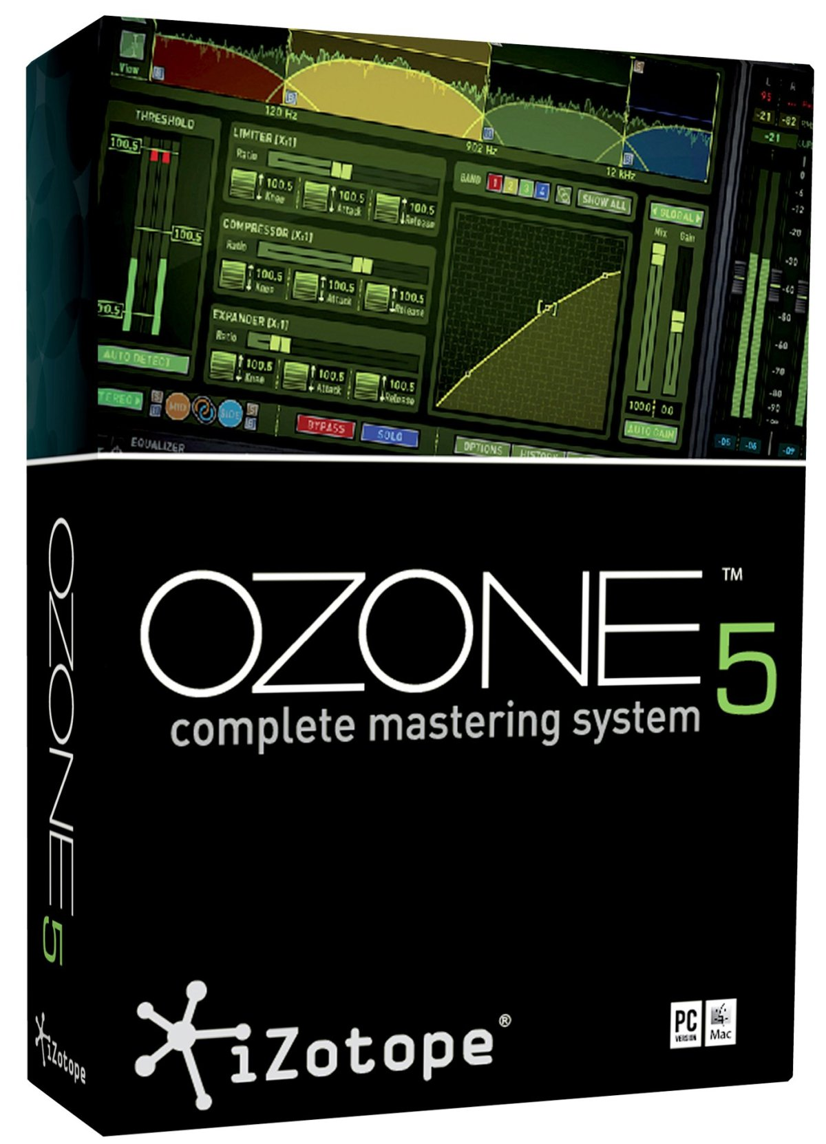 Download Izotope Ozone 5 Advanced VST.RTAS Full cờ rắc 5.0.1