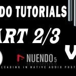 #2 Nuendo Tutorials - Thu âm với Nuendo 5