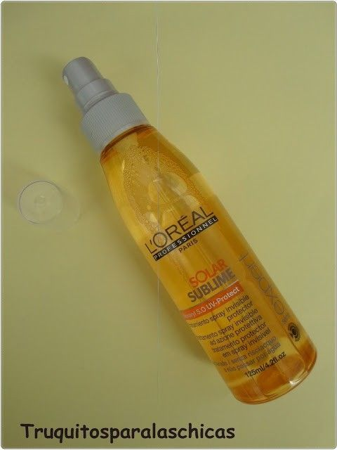 spray protector invisible L´OREAL EXPERT SOLAR SUBLIME