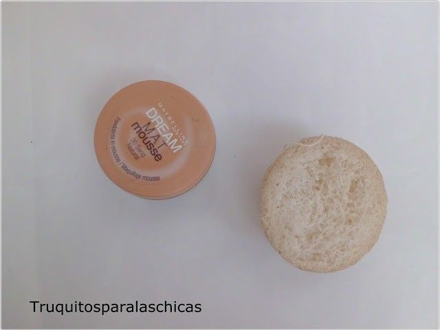 dream mat mousse y esponka konja