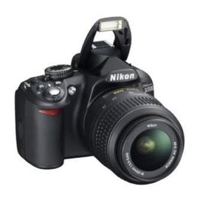 Cámara réflex - Nikon D3100