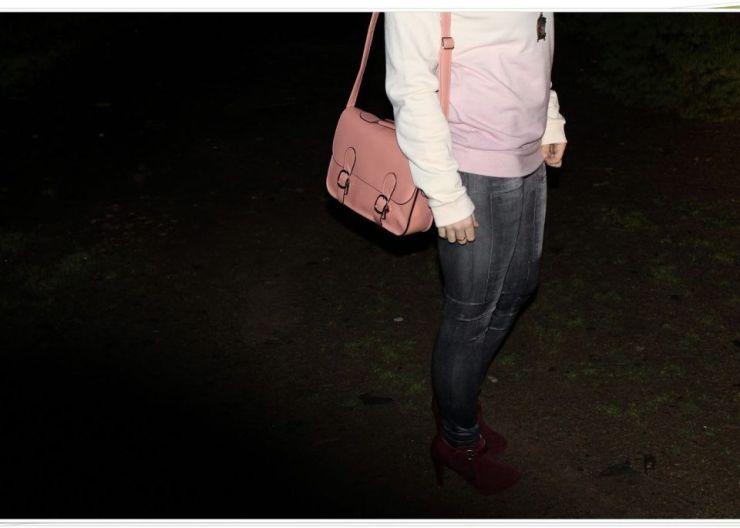 look en rosa