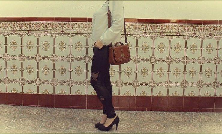 outfit con leggins