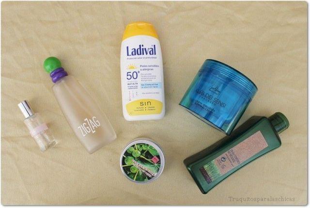 productos acabados cosmetica femenina