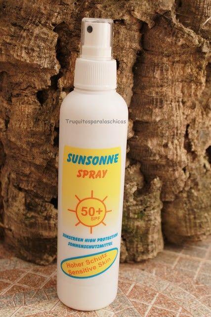 protector solar sunsonne