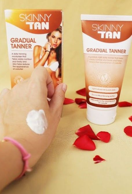 autobronceador Skinny Tan