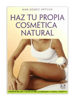 LIBRO DE COSMETICA NATURAL