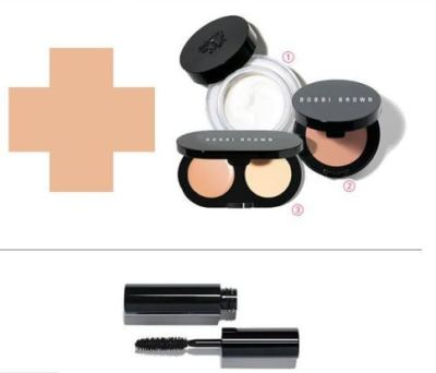 Máscara de pestañas de Bobbi Brown