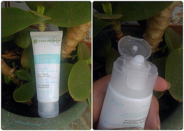 mascarilla hydra vegetal de Yves Rocher
