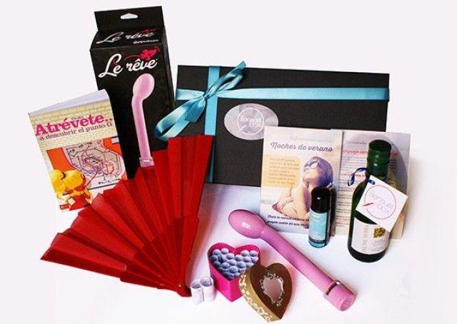 MiSensualBox caja para parejas