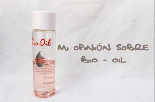 opinión bio oil
