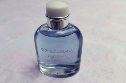 perfume Dolce Gabanna light blue