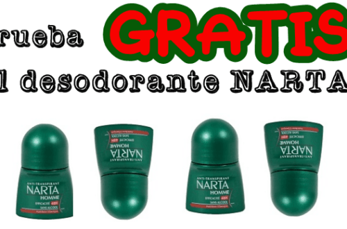 desodorante Narta