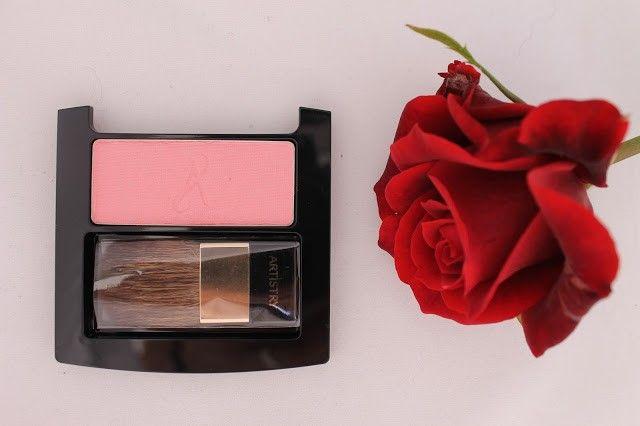 "Colorete ""Sweet pink"" de artistry:"