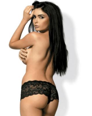 culot negro sexy