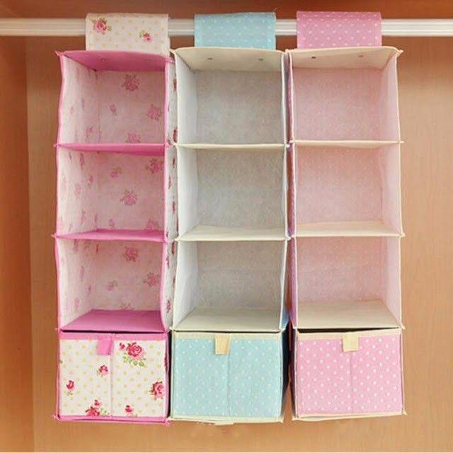 Ideas de organización del hogar