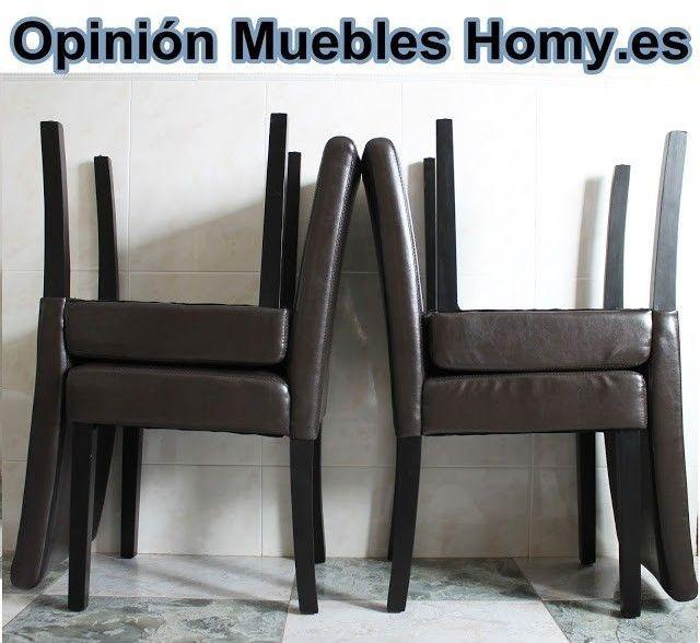 opinion muebles sillas litau homy