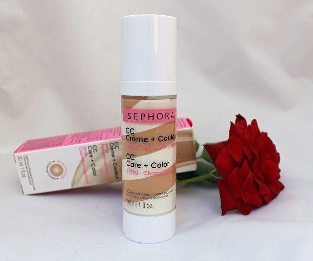 Opinión CC cream sephora
