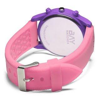 relojes de moda de colores