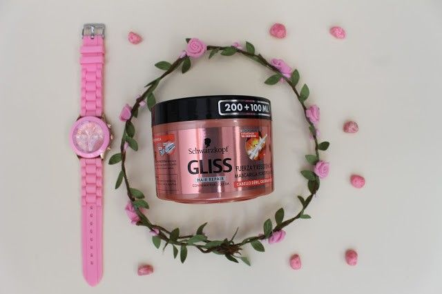 productos de Gliss y Diadermine