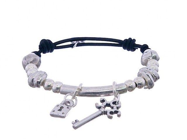 pulseras de plata cuchichuchi amuletos de la suerte