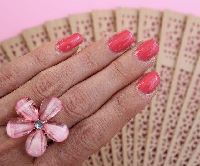 resultado  esmaltes permanentes de Pink Gellac