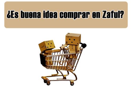 opinión sobre las compras en Zaful