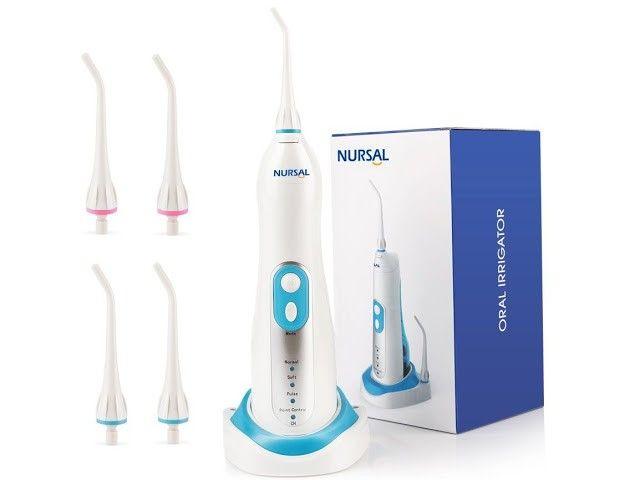 irrigador dental nursal