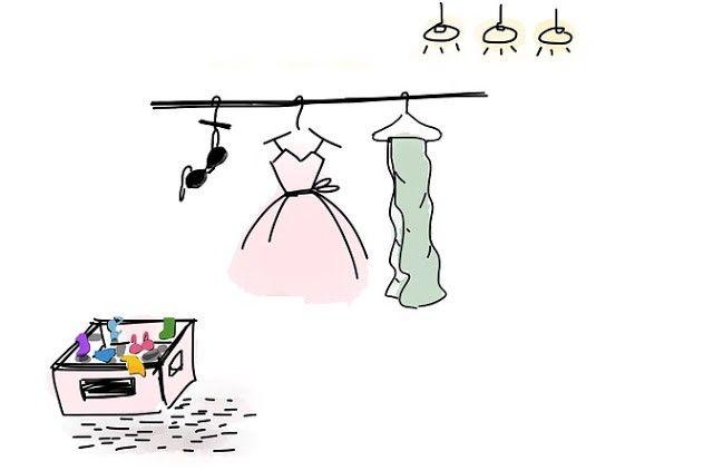 Ahorrar comprando ropa de moda