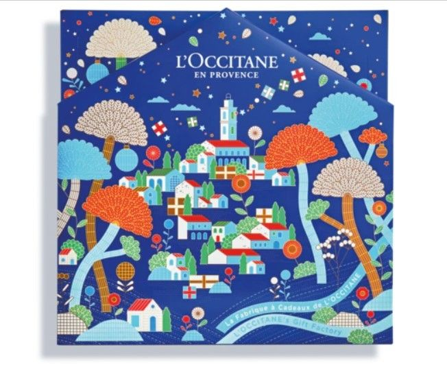 calendario de Adviento L'Occitane 2021