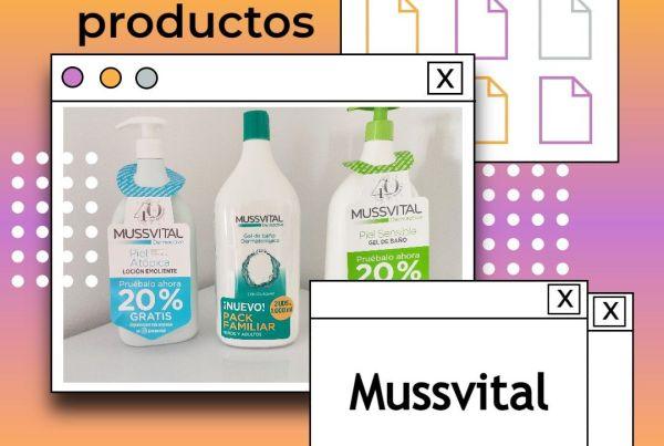 opinión sobre los productos de Mussvital Dermactive