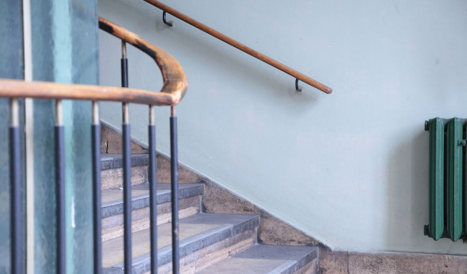 Stair Railing Building Code Summarized The Trussville Tribune | Stairs And Railings Near Me | Stair Treads | Deck | Stair Parts | Iron Balusters | Stair Case