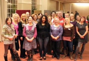 Staff at 2012 AGM