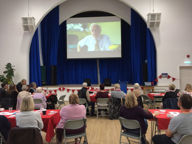 TDC film shows contribution of older people to communities in Brighton & Hove