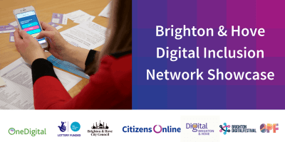 Digital Inclusion Network Brighton & Hove