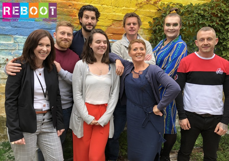 REBOOT Sussex Youth Coaches