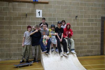 Moulsecoomb Skate Park