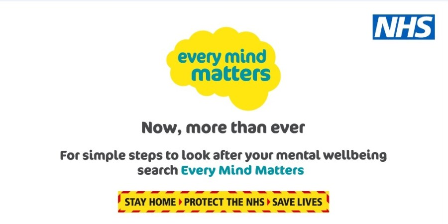 Every Mind Matters Public Health England