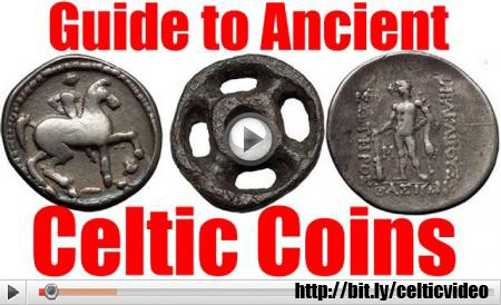 Guide to Ancient Coins of Celtic Tribes from France Germany Britain and Europe for Sale eBay