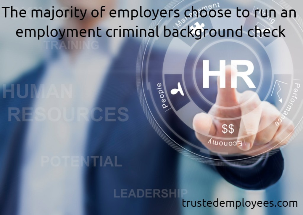 Employment Criminal Background Checks Being EEOC Compliant