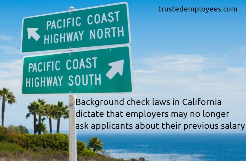 Background Check Laws by State
