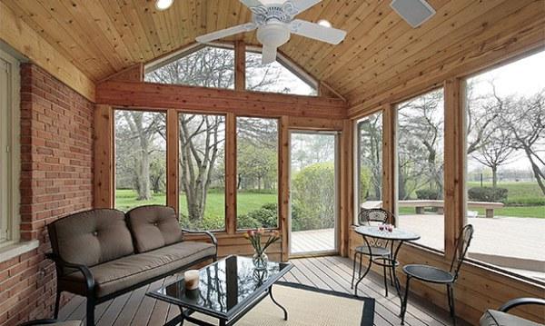 enclosed patios ideas design Enclosed Patio Ideas | Trusted Home Contractors