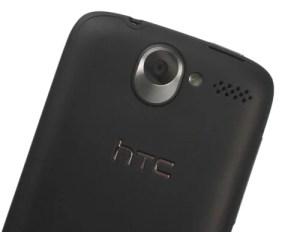 HTC Desire lens