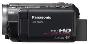 Сторона Panasonic HDC-SD600