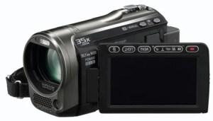 Передний угол Panasonic HDC-SD60