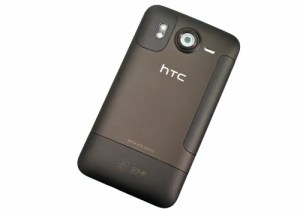 HTC Desire HD back