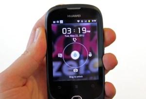 Huawei Y 100