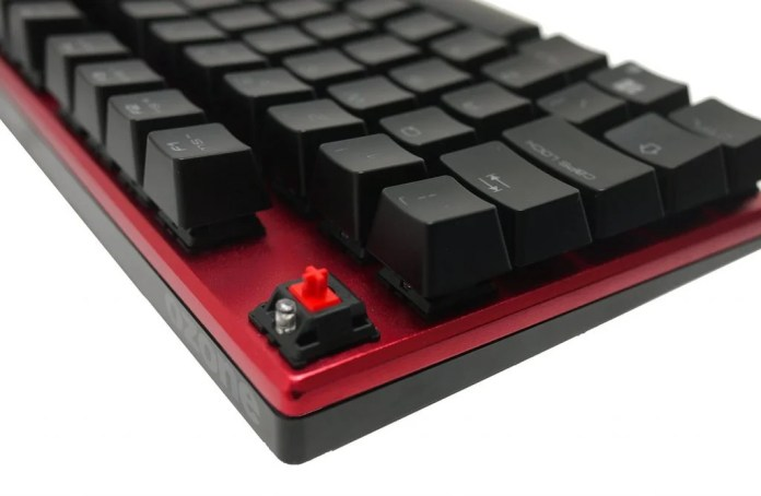 Best Gaming Keyboard: Ozone Strike Battle